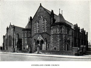Anniesland Cross Church 1950s
